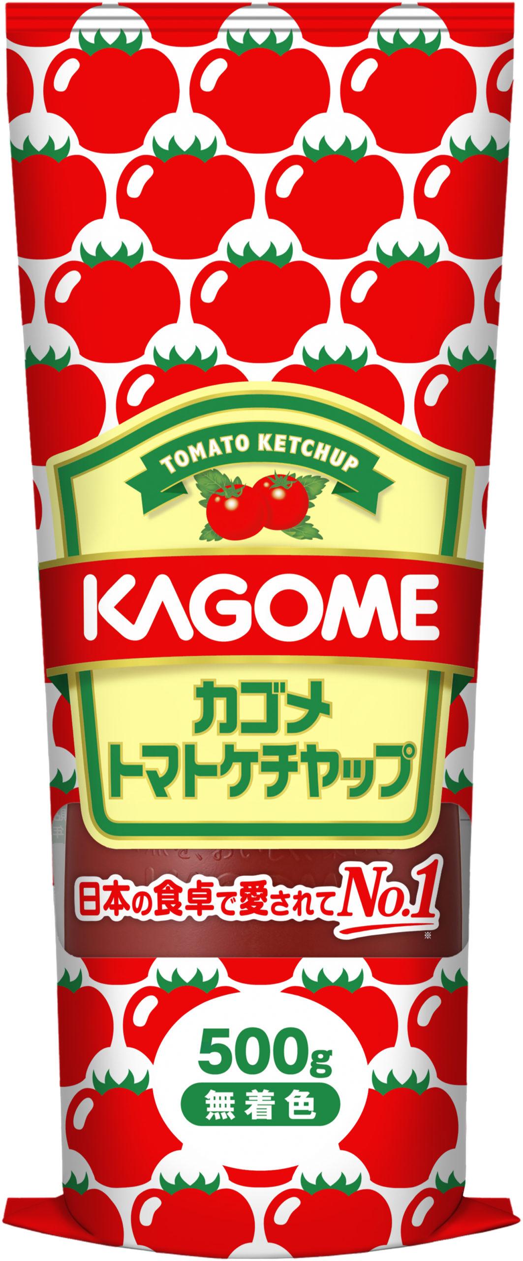 KAGOME トマトケチャップ